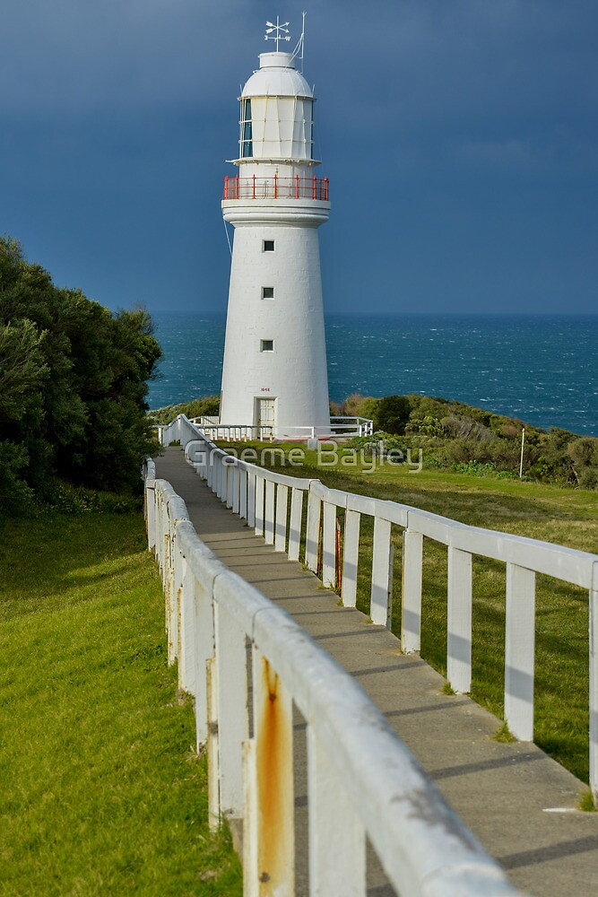 The Light-house. by Graeme Bayley