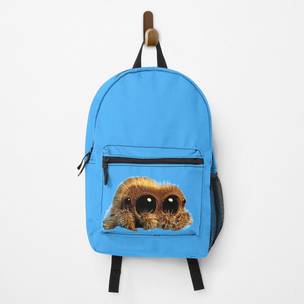 Lucas cute spider Backpack
