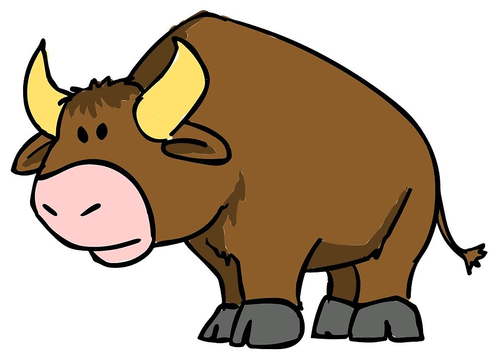 Moo Moo Cow by mragentJ
