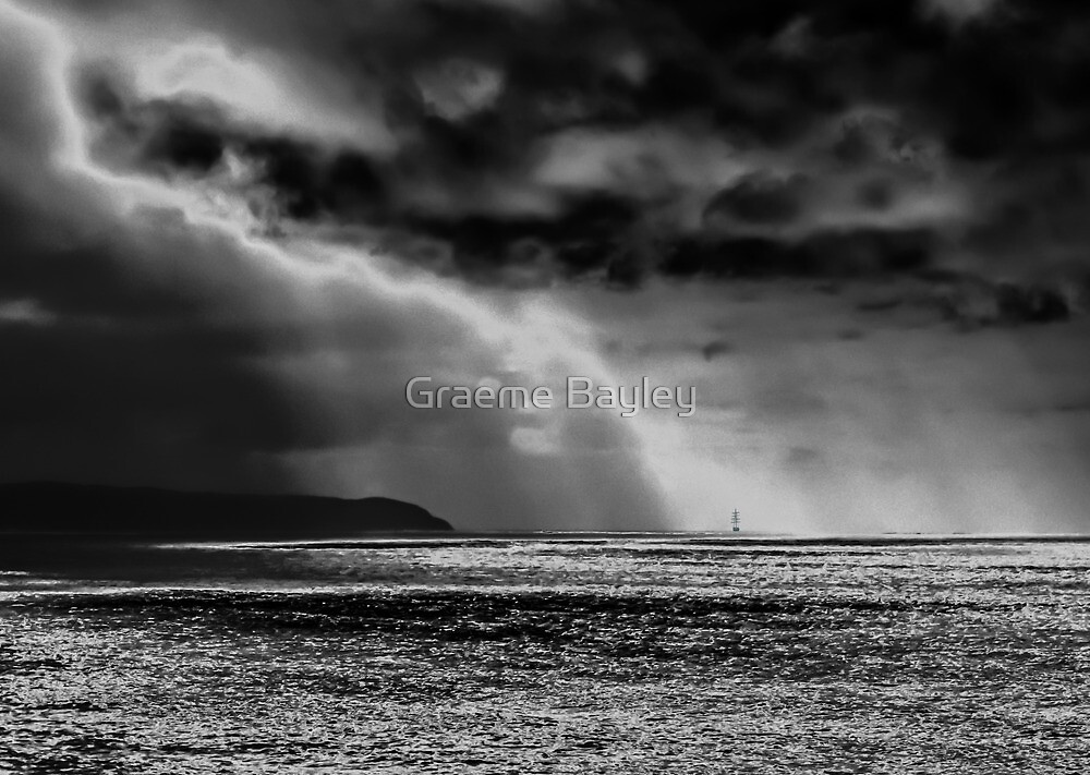 Any Port in a Storm by Graeme Bayley