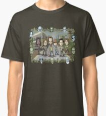 The Walking Dead by Kenny Durkin Classic T-Shirt