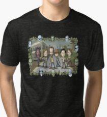 The Walking Dead by Kenny Durkin Vintage T-Shirt