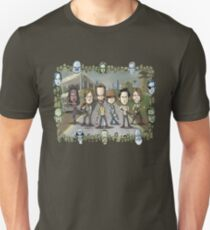 The Walking Dead by Kenny Durkin Unisex T-Shirt