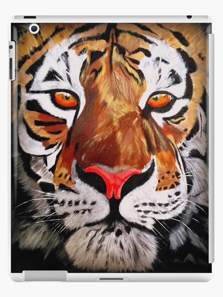 Tiger by Myartscape