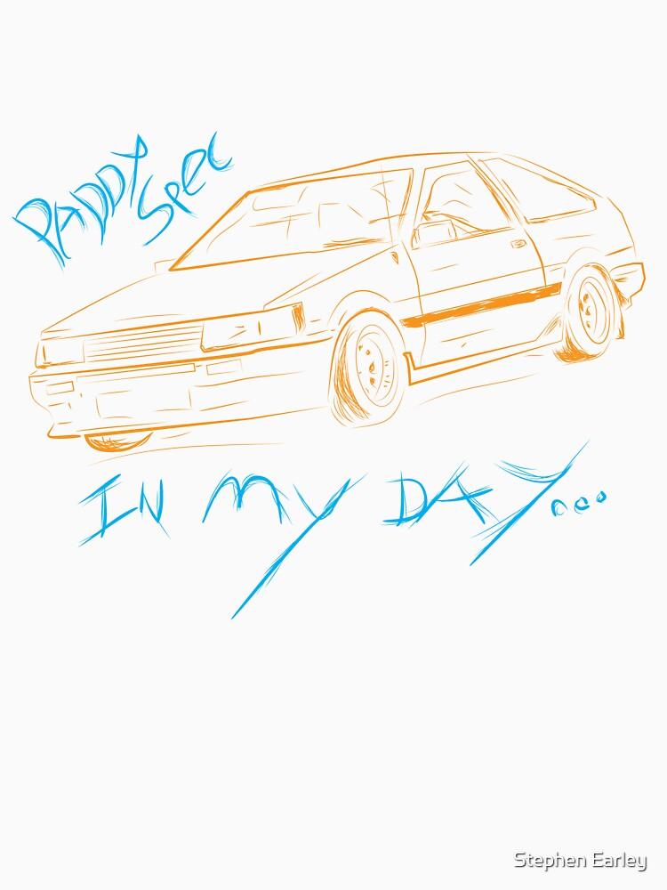 In My Day.... by blu3i
