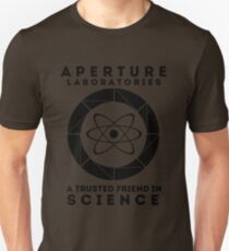 Aperture - Science Friend Unisex T-Shirt