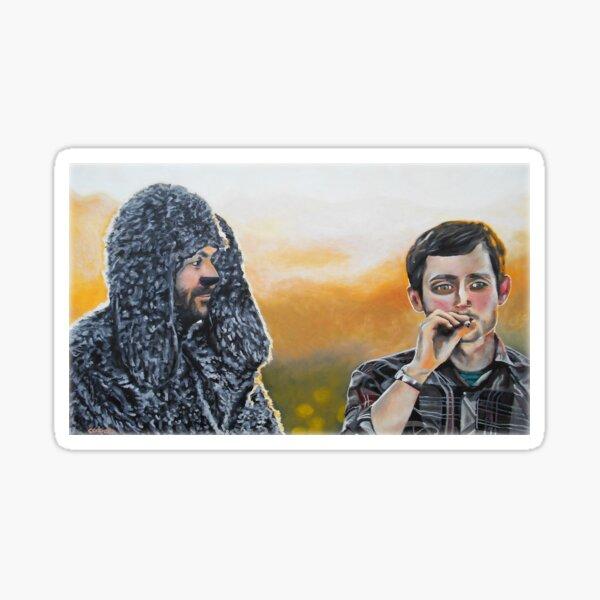 Wilfred and Ryan Sticker