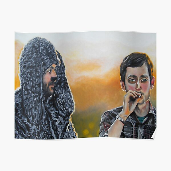 Wilfred and Ryan Poster