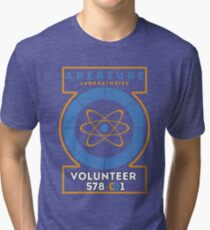 Aperture - Volunteer Tri-blend T-Shirt