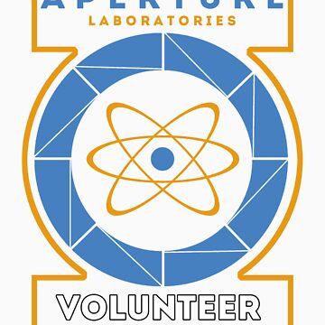 Aperture - Volunteer by cajunpygmy