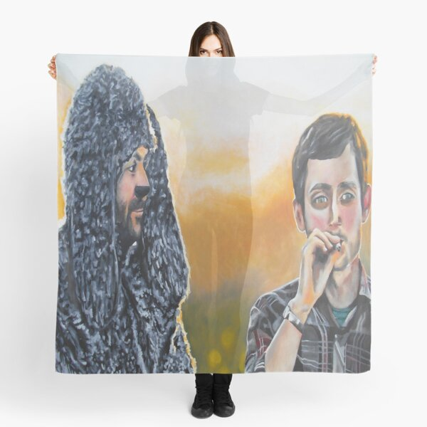Wilfred and Ryan Scarf