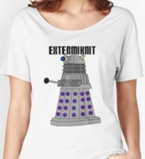 Extermiknit Women's Relaxed Fit T-Shirt