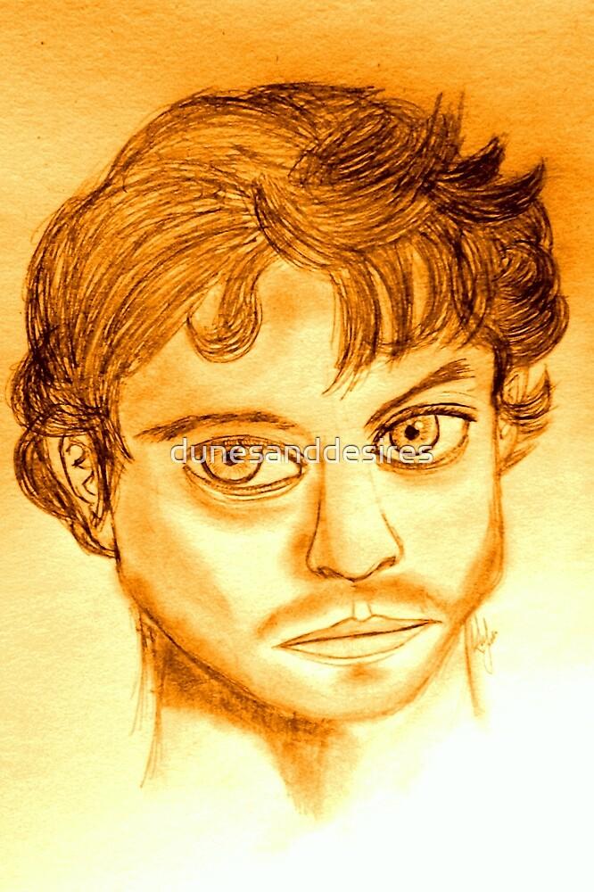 Hannibal-Will Graham by dunesanddesires