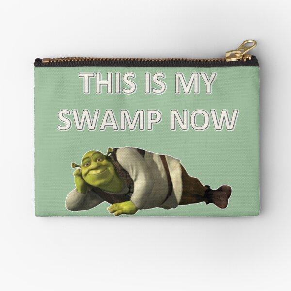 Shrek Zipper Pouch