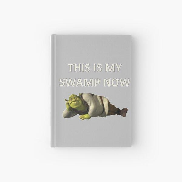 Shrek Hardcover Journal
