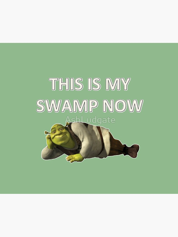 Shrek by AshLudgate