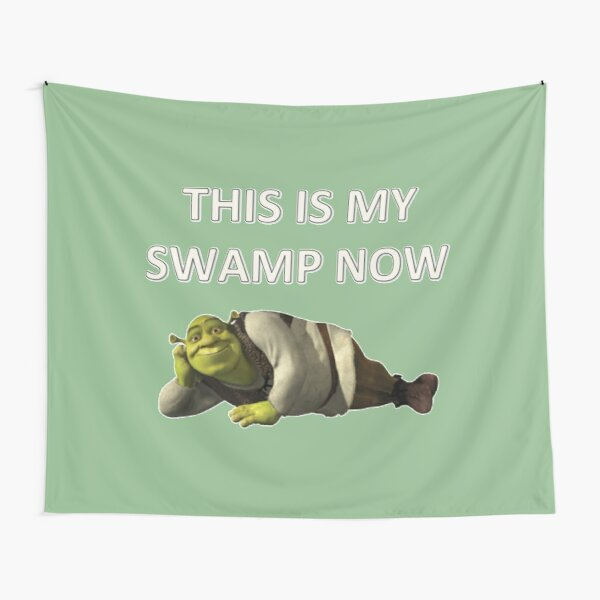Shrek Tapestry