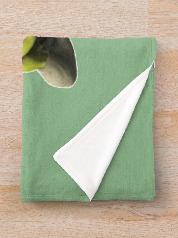 Alternate view of Shrek Throw Blanket