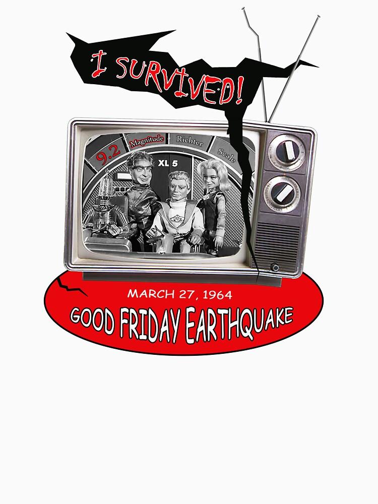 I SURVIVED!  GOOD FRIDAY EARTHQUAKE + XL5 by EDROMAXIMUS