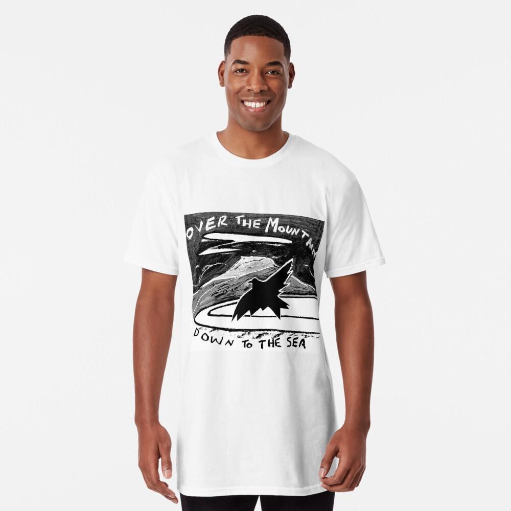 over the mountain Long T-Shirt