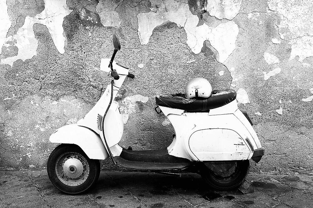 Italian Scooter by danpanzarella