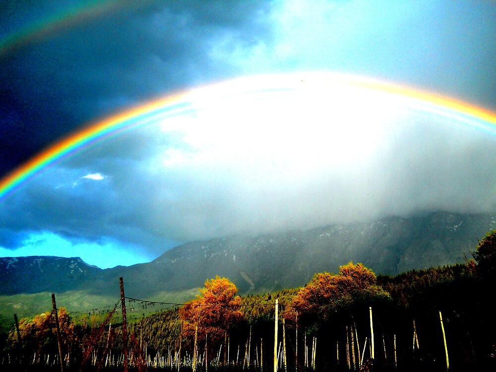 Argentine Rainbow by danpanzarella