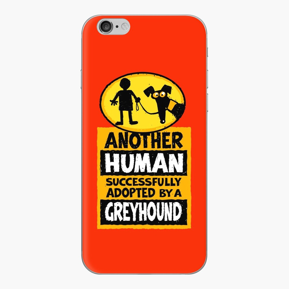 Another Human (Red) for iPhone iPhone Skin