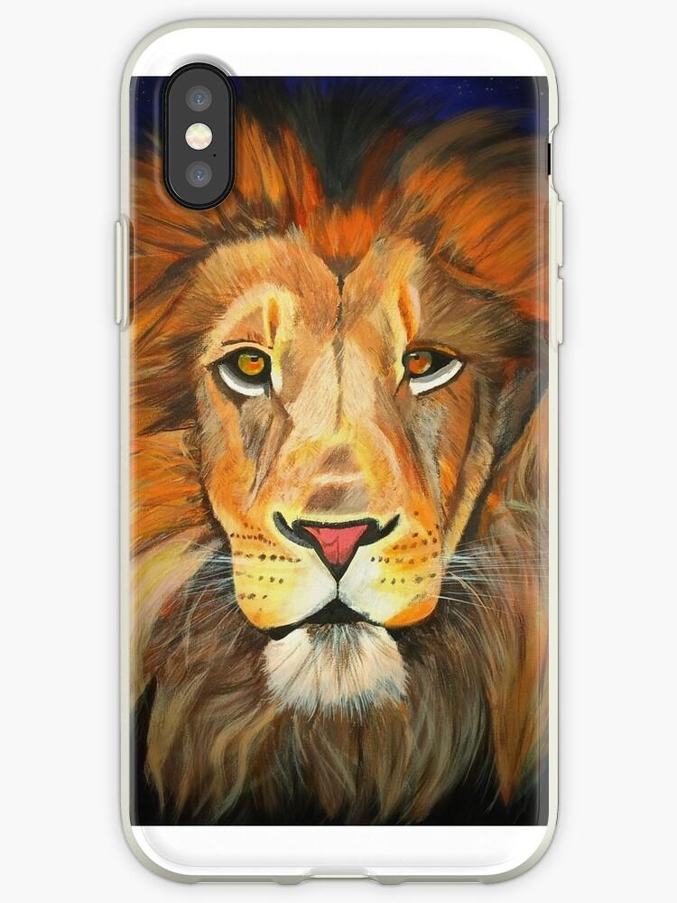 Lion by Myartscape