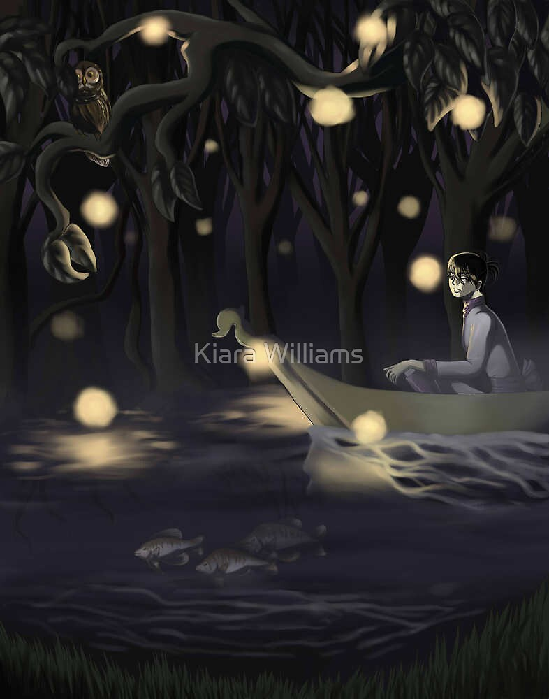 Kyouna and the Spring by Kiara Williams