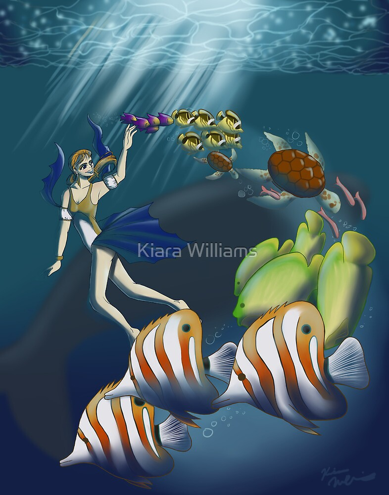 Laila and the Sea by Kiara Williams