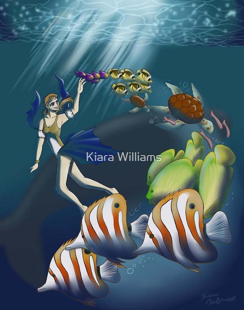 Laila and the Sea by Kiara Williams