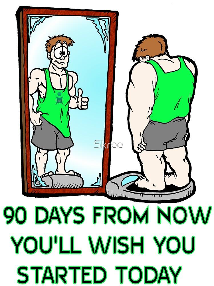90 Day Challenge by Skree