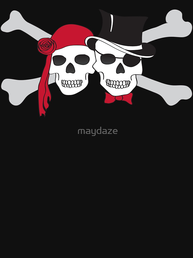 pirate couple by maydaze