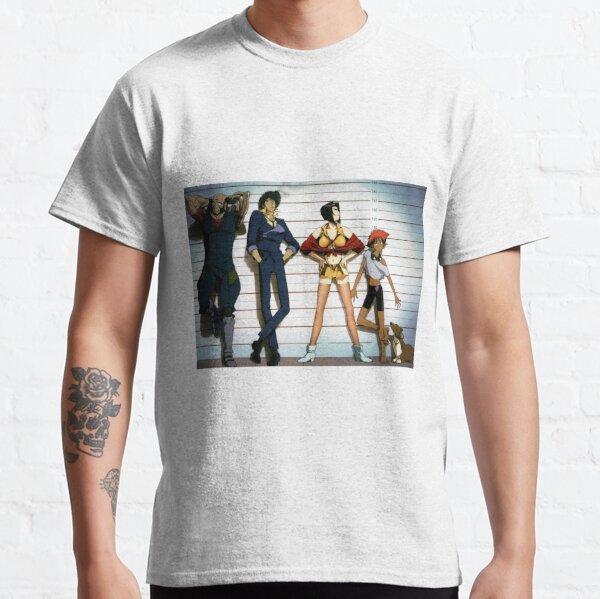 Cowboy Bebop 4 T-shirt classique