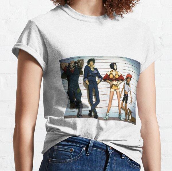 Cowboy Bebop 4  Classic T-Shirt