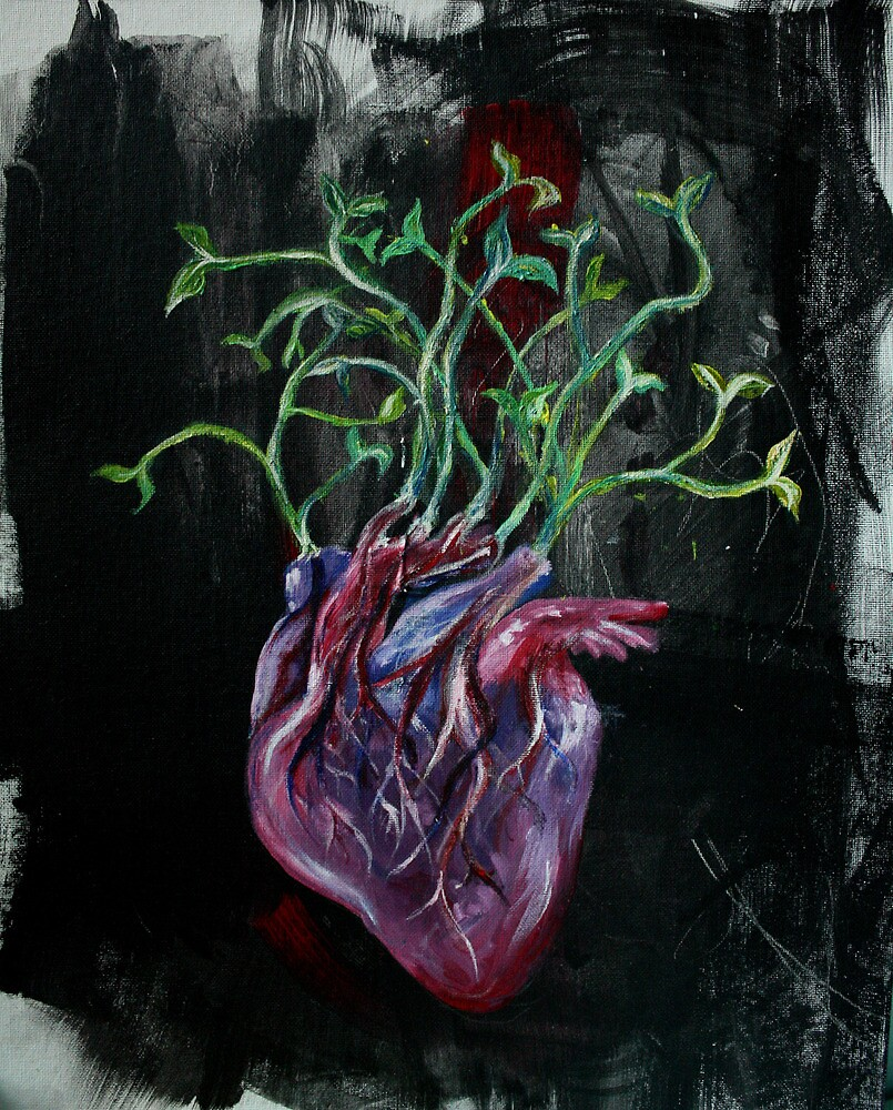 Heart Roots by Janice Cheng