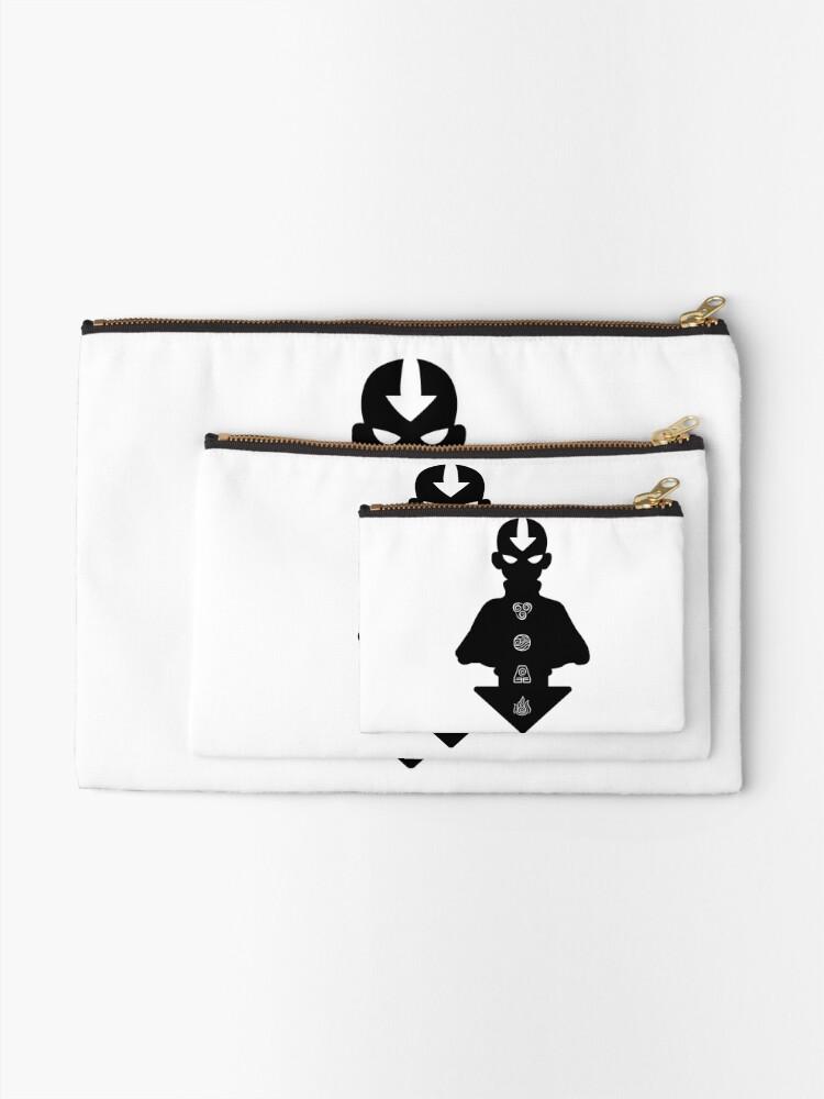 Alternative Ansicht von Aang Täschchen