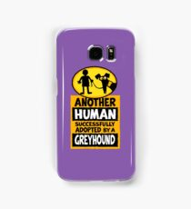 Another Human (purple) for Galaxy Samsung Galaxy Case/Skin