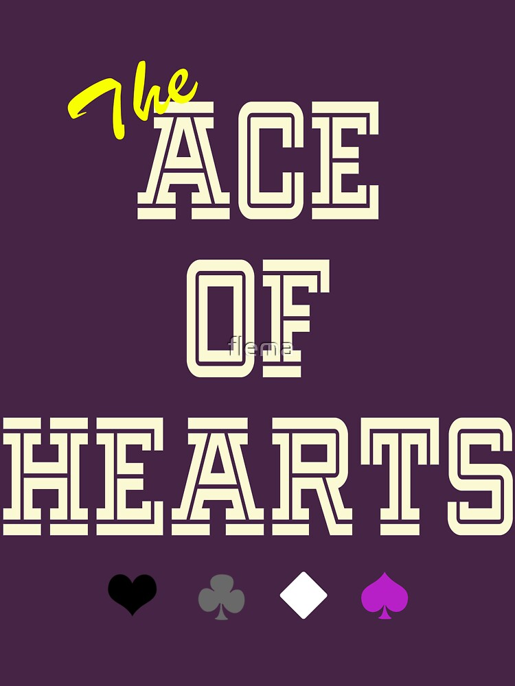 The Ace of Hearts by flema