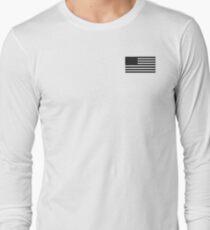 black flag baseball Long Sleeve T-Shirt
