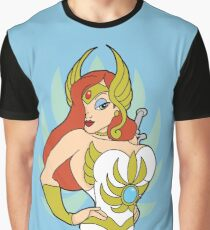 She-Rabbit Graphic T-Shirt