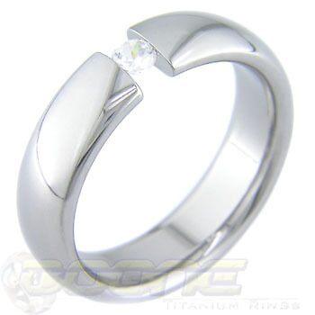 Boone Titanium Rings by boonerings