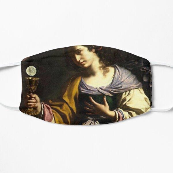 #Painting #Portrait #Art #VisualArts #people adult religion color image copy space women Flat Mask