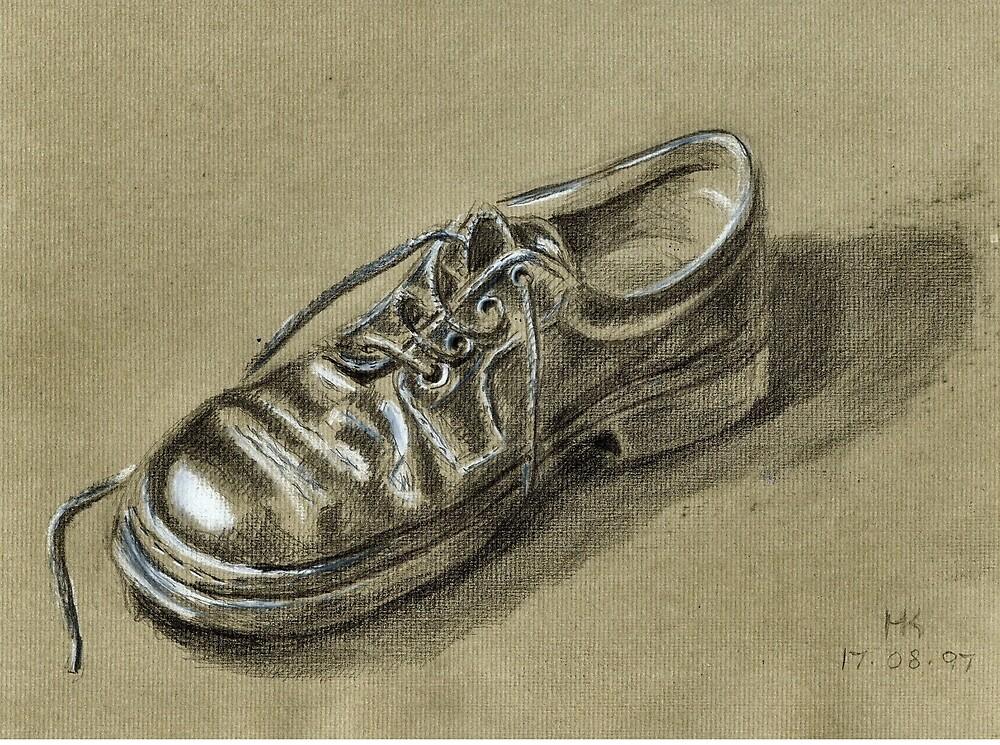 Shoe by Martin Kirkwood