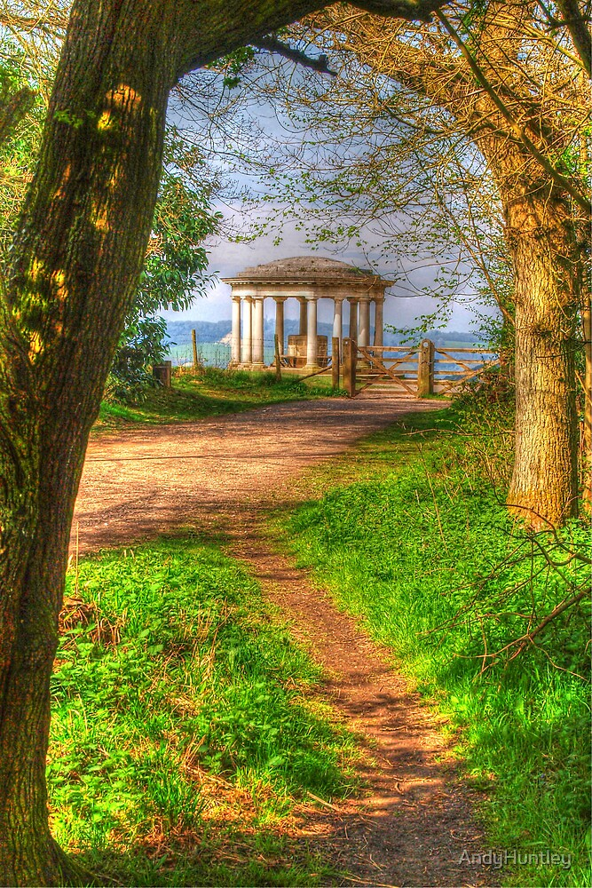 Reigate Hill by AndyHuntley
