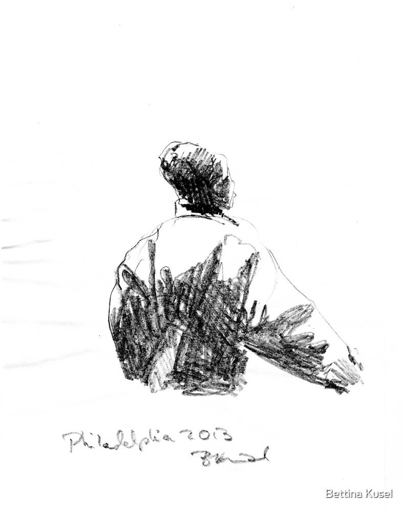 back-side by Bettina Kusel
