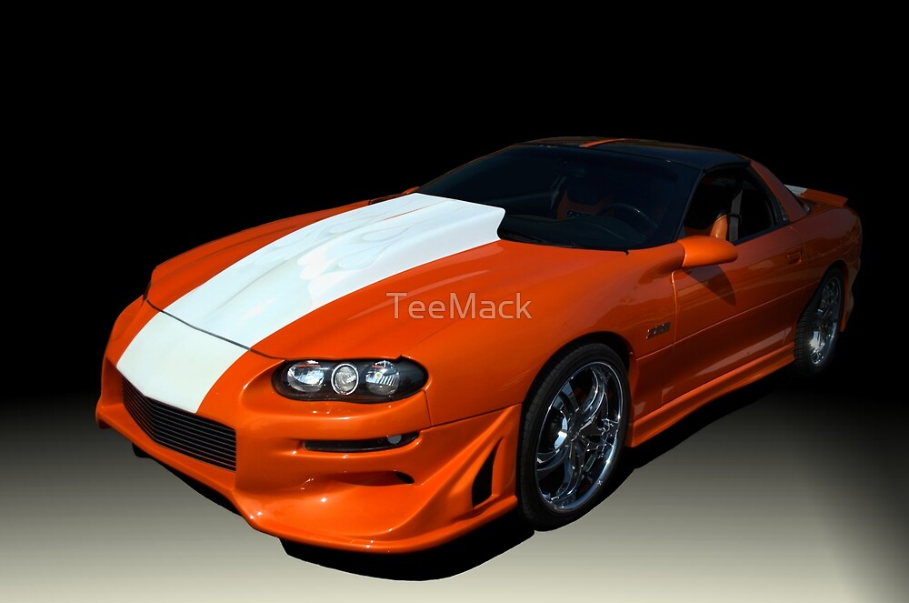 2002 Camaro Z/28 by TeeMack