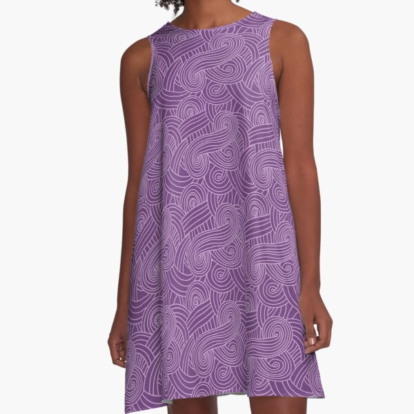 Tali A-Line Dress