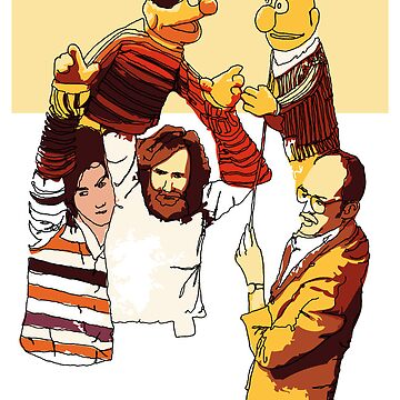 Muppets Puppets by joshuahill