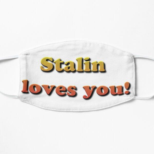 Stalin Loves You! Mask